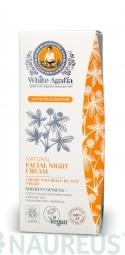White Agafia - Aktívne omladenie - Nočný pleťový krém 50 ml