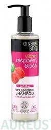 Organic Shop - Malina & Acai - Šampón pre objem