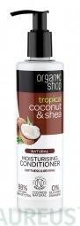 Organic Shop - Kokos & Maslovník - Hydratačný kondicionér 280 ml