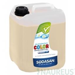 COLOR tekutý prací prostriedok na farebné prádlo LIME s BIO esenciálnymi olejmi 5L