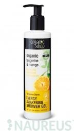 Organic Shop - Mandarínková búrka - Sprchový gél 280 ml