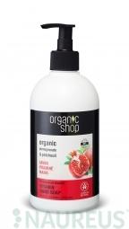 Organic Shop - Granátové jablko & Pačuli - Mydlo na ruky 500 ml