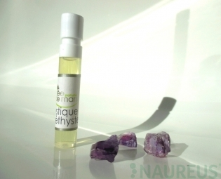 Parfumová voda Mytique Améthyste (parfum obsahuje malý ametyst) - VZORKA