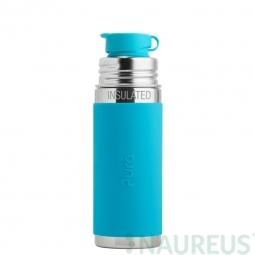 Pura® TERMO fľaša so športovým uzáverom 260ml - Aqua