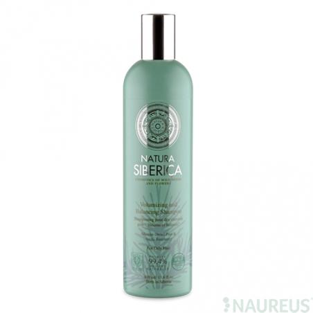 Šampón - Objem a rovnováha pre mastné vlasy