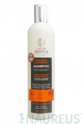 Šampón Severská Moruška - Intenzívna obnova a výživa pre poškodené a farbené vlasy