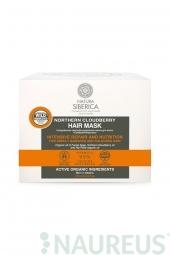 Vlasová Maska Severská Moruška - Intenzívna obnova a výživa pre farbené a poškodené vlasy