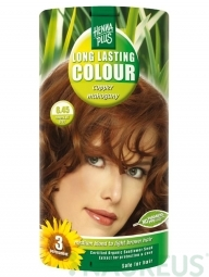HennaPlus Dlhotrvajúca farba Medený Mahagón 6.45