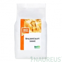 Kafe špaldové mleté 300 g BIO BIOHARMONIE