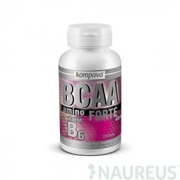 Amino BCAA Forte 2:1:1 400 mg/200 kps