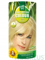 HennaPlus Dlhotrvajúca farba Svetlá Blond 8