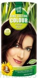 HennaPlus Dlhotrvajúca farba Červeno Čierna 2.66