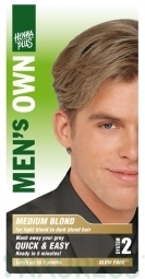 HennaPlus Prírodná farba pre mužov Stredná Blond