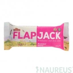 Flapjack ovsený malina-jahoda bezlepkový 80 g