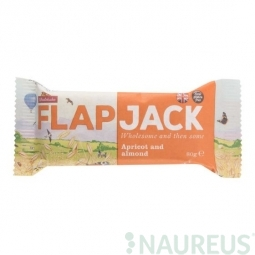 Flapjack ovsený marhuľa-mandle bezlepkový 80 g