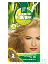 HennaPlus Prírodná prášková farba Zlatá Blond 50