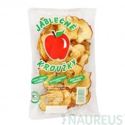 Jablkové krúžky sušené 60 g B. PRODUKT