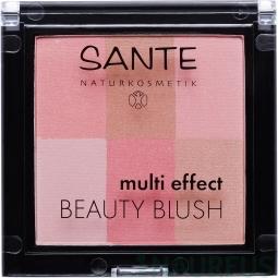 Farba na líčka Multi Effect Beauty 01 Coral 8g