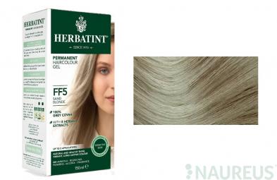 HERBATINT permanentná farba na vlasy piesková blond FF5
