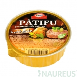 Paštéta PATIFU hokaido 100 g