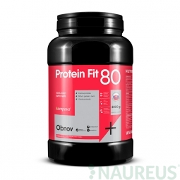 ProteinFit 80 2000 g/66 dávok čokoláda