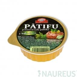 Paštéta PATIFU s bylinkami 100 g