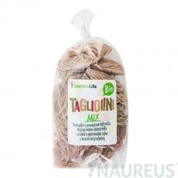 Cestoviny Tagliolini mix 400 g BIO COUNTRY LIFE