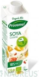 Sójová alternatíva smotany 250 ml BIO