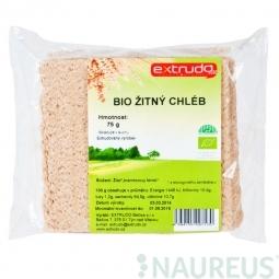 Chlebíček ražný chrumkavý 75 g BIO EXTRUDO