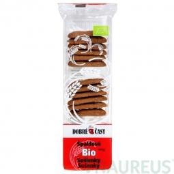 Sušienky špaldové Karobové 100 g BIO DOBRÉ ČASY