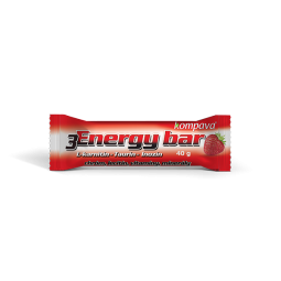 3Energy bar 40 g jahoda/jogurtová poleva