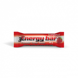 AKCIA SPOTREBA: 25.7.2019 3Energy bar 40 g jahoda/jogurtová poleva