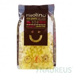 Cestoviny kolienka ryžové bezlepkové 300 g RISOLINO