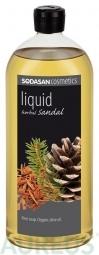 BIO tekuté mydlo na ruky Herbal Sandal 1l