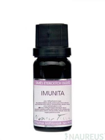 Zmes éterických olejov IMUNITA 10ml