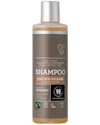 Šampón brown sugar 250ml BIO, VEG