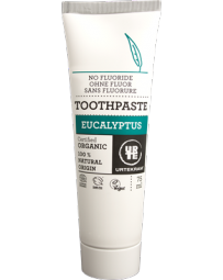 Zubná pasta eukalyptus 75ml BIO, VEG