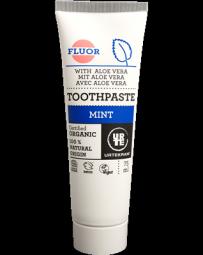 Zubná pasta mäta s fluórom 75ml BIO, VEG