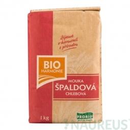 Múka špaldová chlebová 1 kg BIO BIOHARMONIE