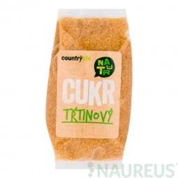 Cukor trstinový 500 g COUNTRY LIFE