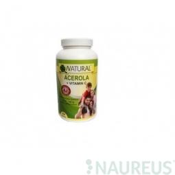 Vitamín C + Acerola, 300 cmúľacích tabliet