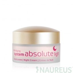 Nočný krém Light anti-aging system absolute