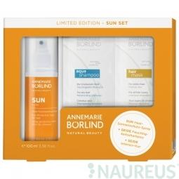 Ochranný sprej na vlasy 100ml + Šampón/Maska vzorka GRÁTIS
