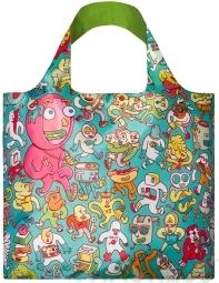 Nákupná taška LOQI Artists Folks
