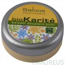 Bio karité - Balzam deväť kvetov 50
