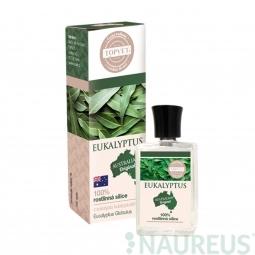 Eucalyptus - rastlinná silica 10 ml