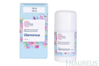 Prírodný dezodorant SENSES - Glamorous