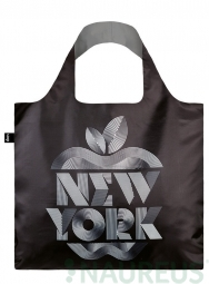 Nákupná taška LOQI Alex Trochut New York