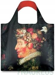 Nákupná taška LOQI Museum, Arcimboldo - Spring