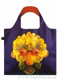 Nákupná taška LOQI Fresh Faces Gilbert & Zelda